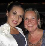 Monica och Sabina Friberg